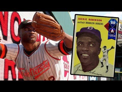 PEFECT GAME? DIAMOND JACKIE ROBINSON SAVES THE DAY | MLB THE SHOW 18 DIAMOND DYNASTY GAMEPLAY