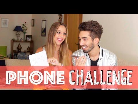 PHONE CHALLENGE c/ Inês Ribeiro