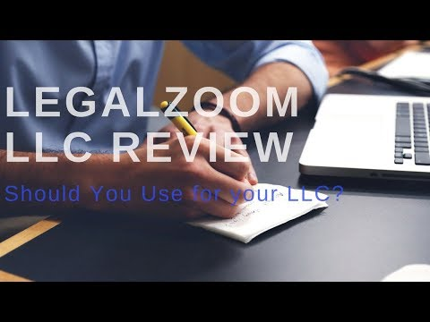 Legalzoom LLC Review + 10% off Referral Code