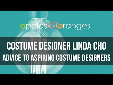 ShowbizU: Advice to Aspiring Costume Designers- Linda Cho