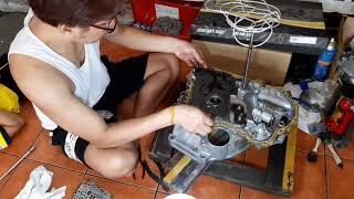 ซ่อมเกียร์ Auto Honda City 1996-2002 (EP 3)