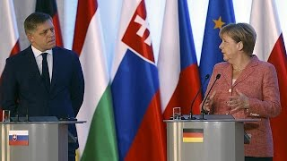 فيديو..المجر تطالب بإنشاء جيش أوروبي موحد