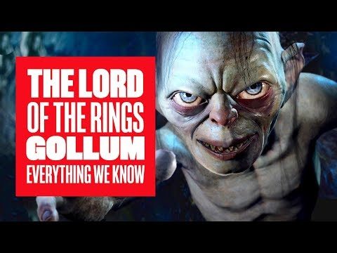 Everything We Know About The Lord of the Rings Gollum: NEW info, gameplay details, Nazgûl & More