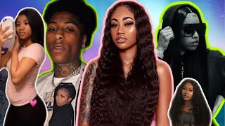 NBA Youngboy Expsed By Money yaya While Baby Mama Kayylmariee Stands By