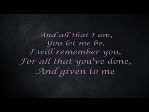 Alter Bridge - Wonderful Life (Lyrics)