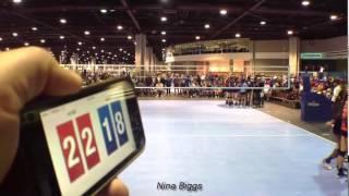 Nina Biggs NOLA Bound- Junior Nationals - 2015