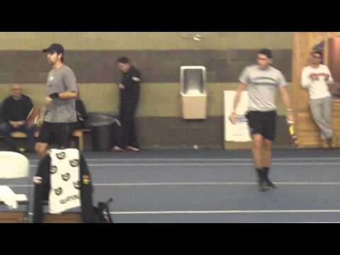 TENNIS | Robert Morris Highlights