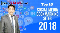 Top 10 Social Media Bookmarking Sites 2018