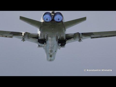вылет Ту-95 Ту-160