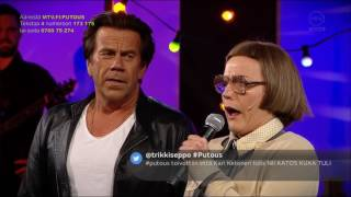 Aina Inkeri Ankeinen & Mikko Kuustonen - Ankeinen lentää sun uniin | Putous 8. kausi | MTV3