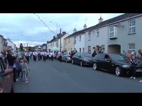 BROOKEBOROUGH FB AND DISTRICT ANNUAL PARADE 9TH JULY 2017 PART2