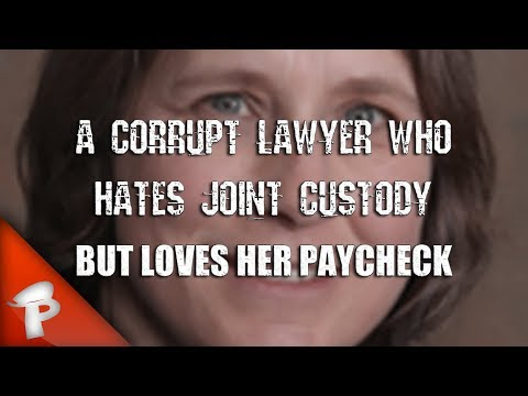 A Corrupt Lawyer Hates Joint Custody But Loves Her Paycheck | Redonkulas.com