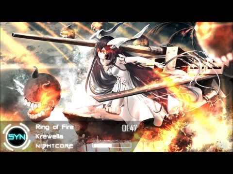 Nightcore | Krewella - Ring of Fire [HD]