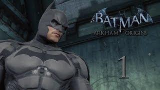Batman: Arkham Origins Gameplay ITA (PC) Parte 1