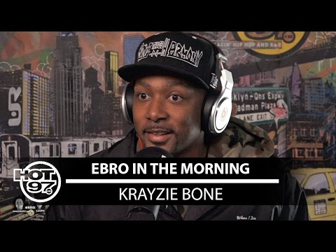 Krayzie Bone Explains Creation of Notorious Thugs, Shares Personal Eazy-E Story + Talks Mumble Rap