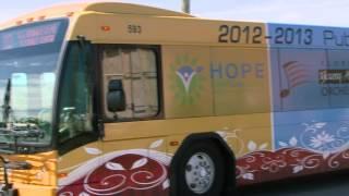 LYNX Public Service Bus
