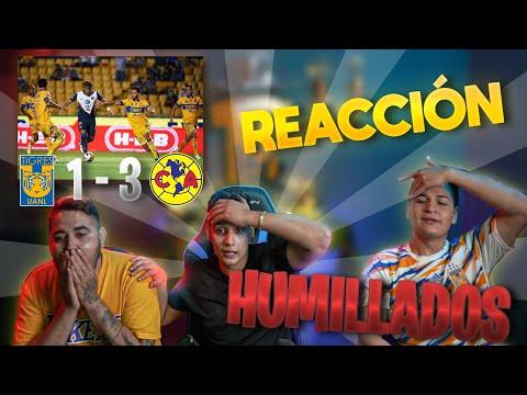 HUMILLADOS Y GOLEADOS