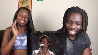 Harry Styles - Falling (Live From The BRIT Awards, London 2020) - REACTION