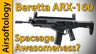 Space Age Shooter!   Beretta ARX 160 Review   Elite Force   Airsoftology