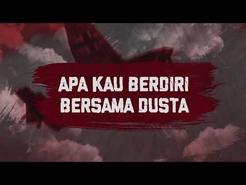 Superman Is Dead - Batas Cahaya (Lyric video)