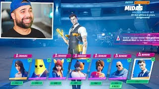 SEASON 2 MAX BATTLE PASS UNLOCKED!  (Fortnite Chapter 2 Season 2 )