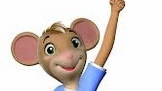 Marco the dancer from angelina ballerina