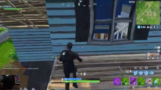 Fortnite Pump Cheater Blue Hunter?