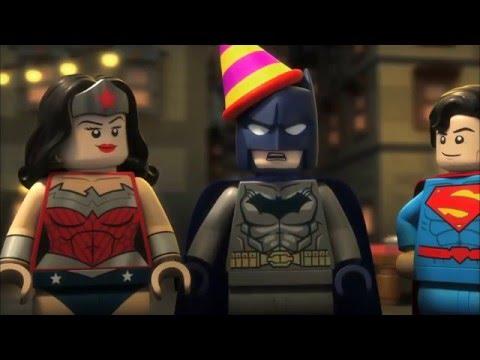 LEGO DC Comics Super Heroes - Justice League: Gotham City Breakout Trailer