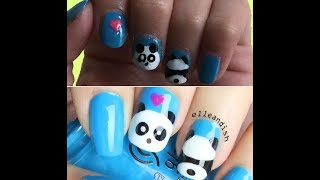 I Tried Following A Janelle Estep Nail Tutorial