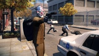 Payday 2 review - Solo players should think twice