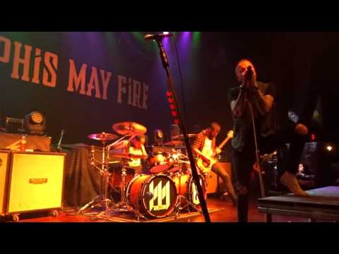 Memphis May Fire; Stay the Course(live@Buffalo 17/Apr/2016)