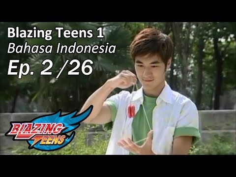 Blazing Teens 1 Ep. 2/26 Bahasa Indonesia