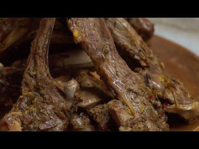 Fırında Biberiyeli Kuzu Pirzola Tarifi, Nasıl Yapılır?