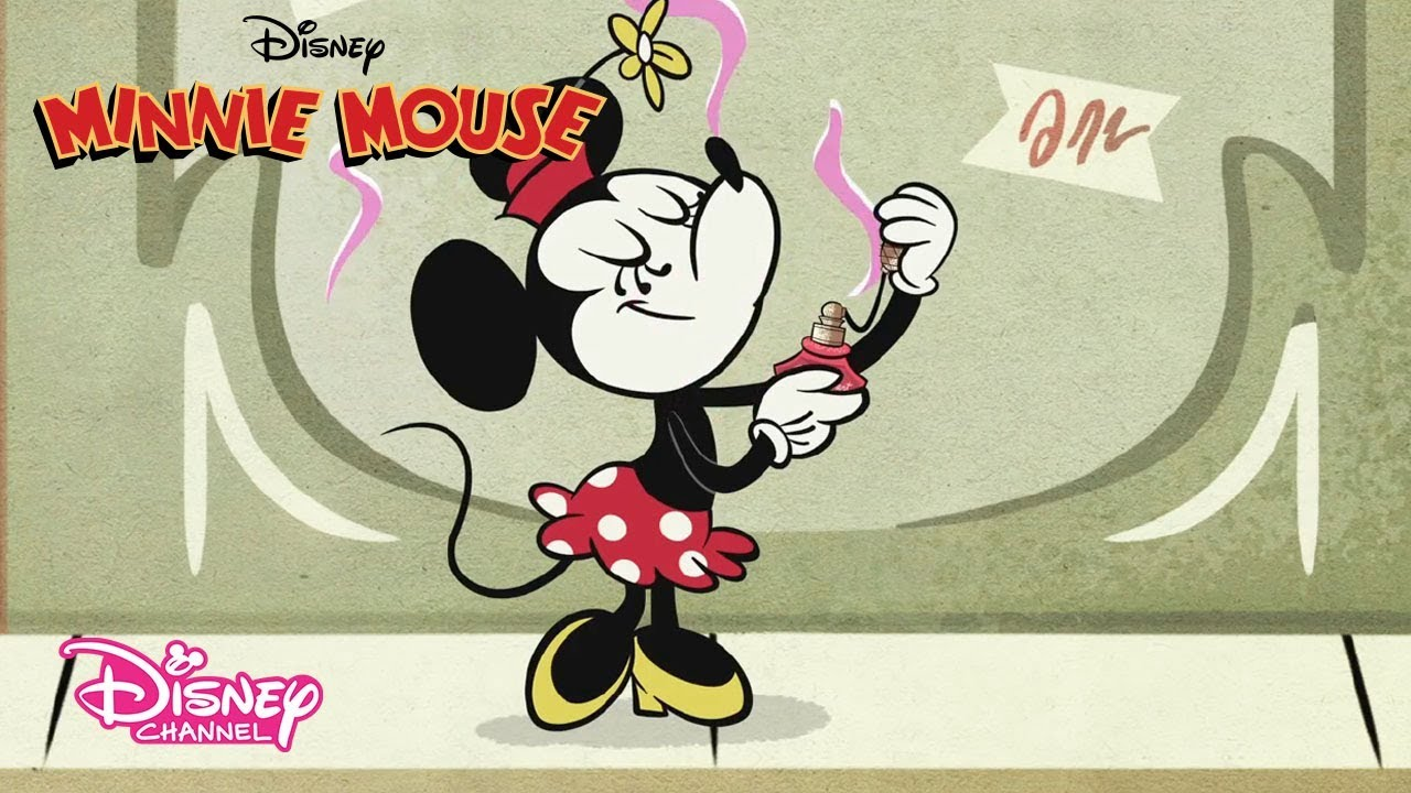 Perfu-Minnie | Mickey Mouse - YouTube