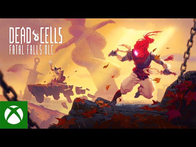 Dead Cells Fatal Falls DLC Gameplay Trailer
