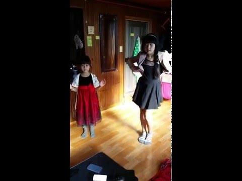 Танец под корейский клип