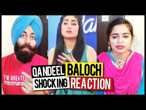 Indian Reaction On Pakistan Idol Audition - Qandeel Baloch   5 Sec Challenge