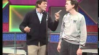 Fry and Laurie - Comedy Masterclass