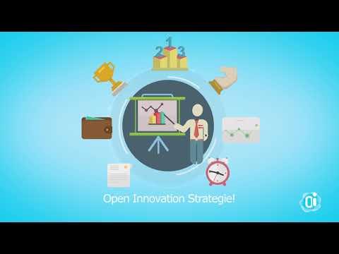Open Innovation leicht erklärt!