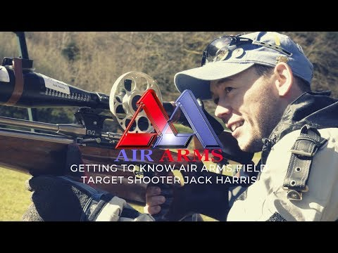 Getting to Know Air Arms Field Target Shooter Jack Harris