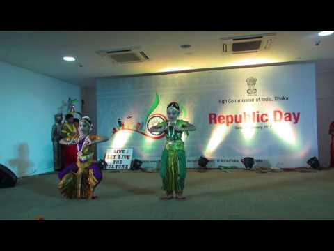 Republic Day 2017 at Dhaka