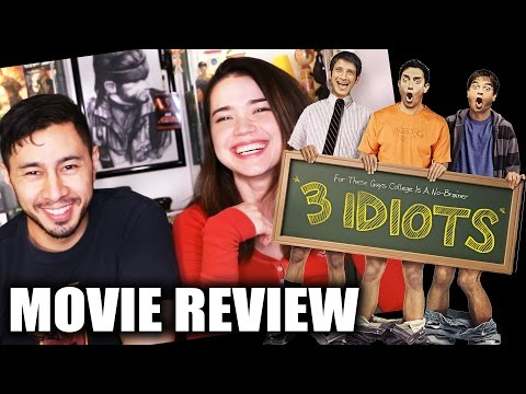 3 IDIOTS – Film & Philosophy Discussion Review by Jaby & Achara
