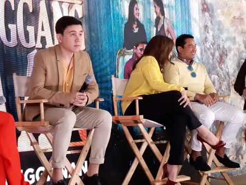 Sue Ramirez & Arjo Atayde nag-react sa bed scene nila sa Hanggang Saan