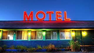 Neon Motel by Bruce Harvie