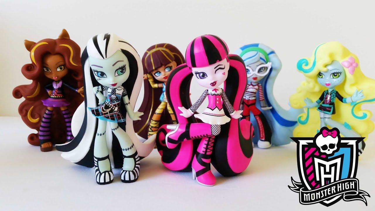 Monster High Make A Cake Games