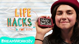 Gambar cover Just for Dad Gift Hacks I LIFE HACKS FOR KIDS
