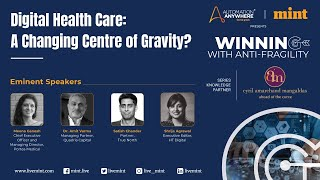Digital Health Care: A Changing Centre of Gravity?