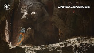 Unreal Engine 5 Revealed! | Next-Gen Real-Time Demo Running on PlayStation 5