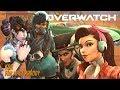 Overwatch | K/DA - POP/STARS Parody Full Version