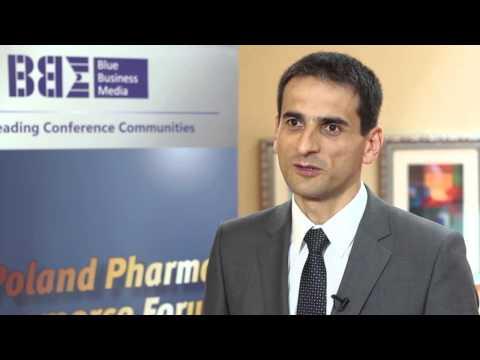 Krzysztof Kozik - Dyrektor Generalny NOVO NORDISK PHARMA o Poland Pharma Commerce Forum